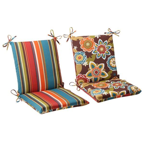 Winston Porter Siu Indoor Outdoor Chair Cushion Reviews Wayfair