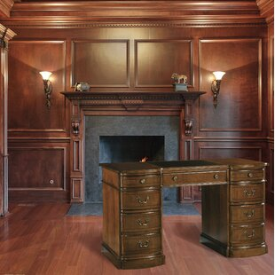 Tabor Round Front Ped Executive Desk