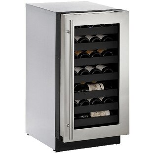 U-Line 31 Bottle 3000 Series Single Zone Built-in Wine Cellar