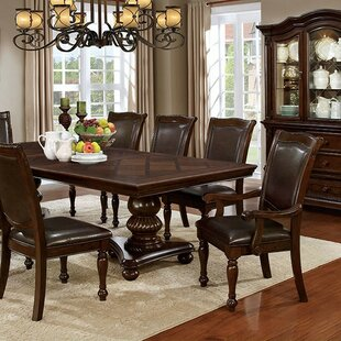 Astoria Grand Silva Extendable Dining Table