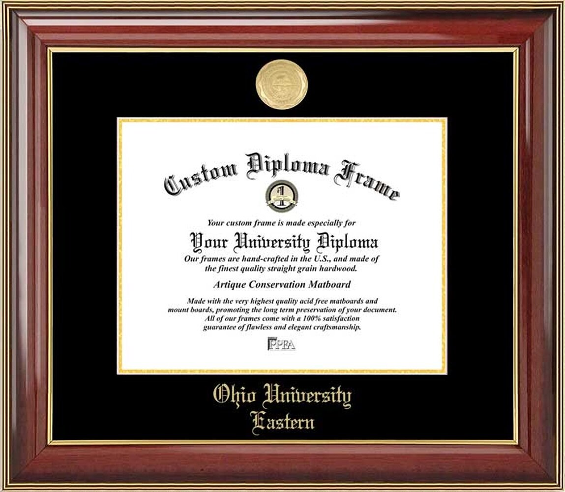 Diploma Frame Deals Ohio University Eastern Diploma Picture Frame Wayfair