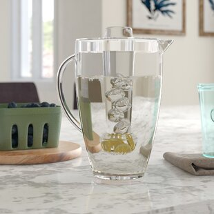 Ellert Acrylic 3 Piece Pitcher Set