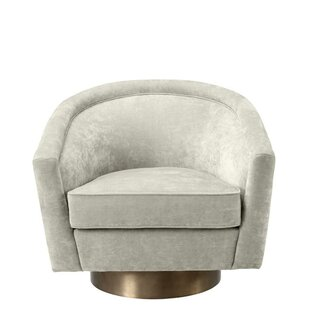 Catene Swivel Barrel Chair by Eichholtz