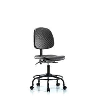 Look for Katharine Round Tube Base Office Chair by Symple Stuff