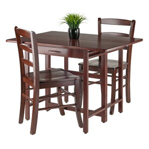 Culley 3 Piece Dining Set by Red Barrel Studio