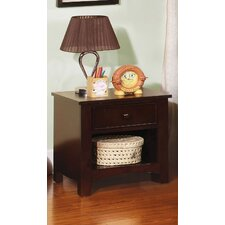 Campbell 1 Drawer Nightstand by A&J Homes Studio