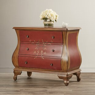 Foushee 3 Drawer Accent Ch..