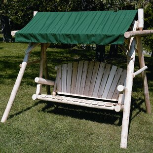 Porch Swing Canopy by Lakeland Mills