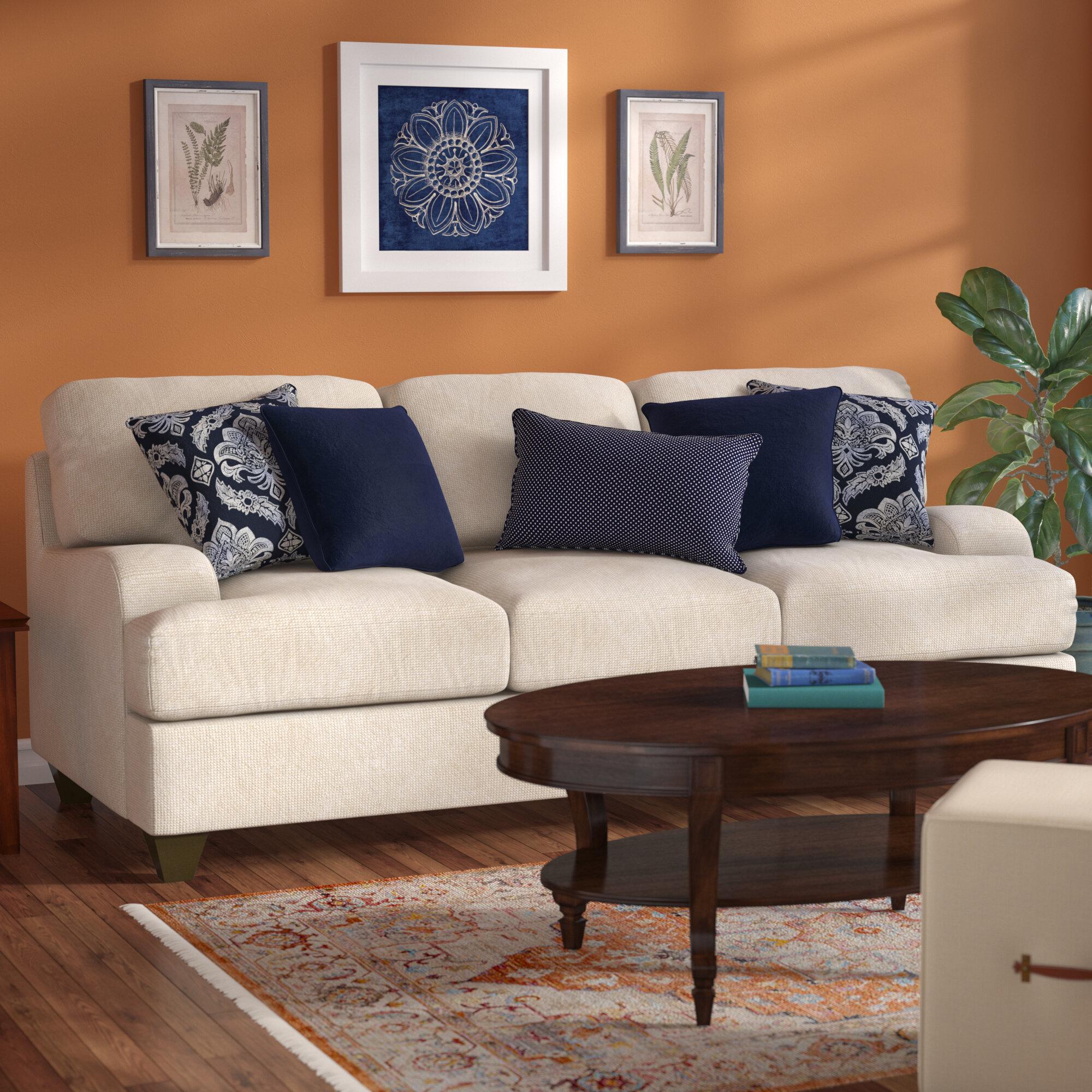 Three Posts Simmons Upholstery Hattiesburg Stone Queen Sofa Bed ...
