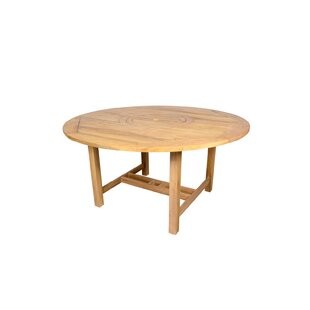 Arinze Teak Dining Table By Sol 72 Outdoor