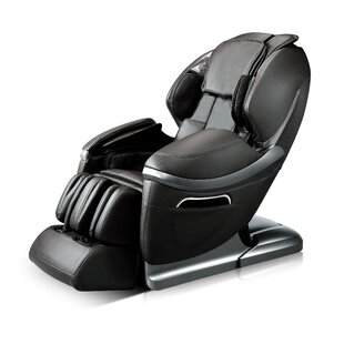 Reclining Heated Zero Gravity Massage Chair by Latitude Run