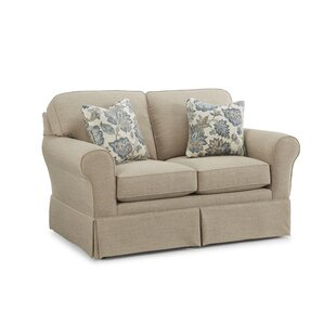 Kaylin Skirted Loveseat