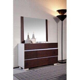 Orren Ellis Canas 6 Drawer Dresser