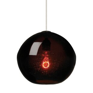 1-Light Pendant by Ivy Bronx