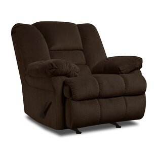 Welke Manual Rocker Recliner by Red Barrel Studio