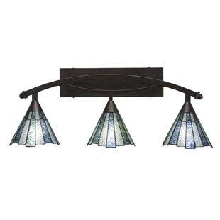 Astoria Grand Austinburg Modern 3-Light Vanity Light