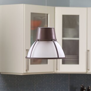 It's Exciting Lighting Bente Hanging 1-Light Pendant