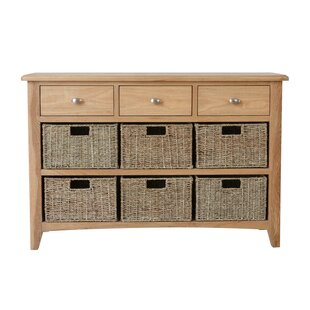 Captiva 110cm X 75cm Free-Standing Cabinet By August Grove