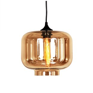 dCOR design Bergen 1-Light Dru..