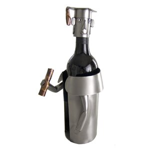 Male Graduate Caddy 1 Bottle Tabletop Win..