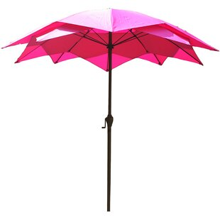 LB International 6.5' Market Umbrella