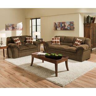 Red Barrel Studio Engelbrecht Configurable Living Room Set