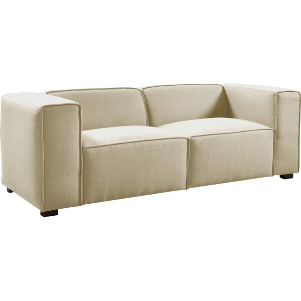 Overstuffed Couch | Wayfair