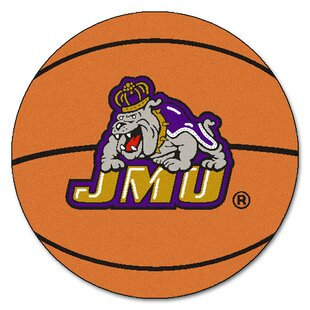 NCAA James Madison University Basketball Mat by FANMATS