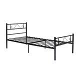 Betina Platform Bed by Red Barrel Studio®