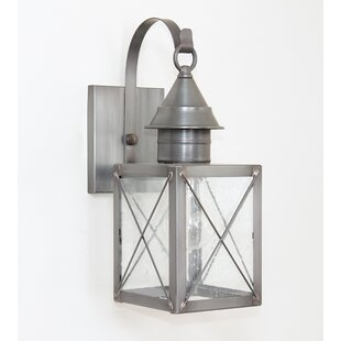 Cormorant Outdoor Wall Lantern