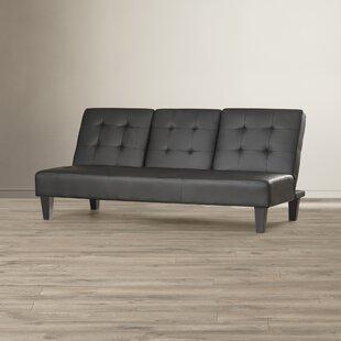 Click Black Sofa With Storage Wayfair