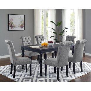 Evelin 7 Piece Dining Set