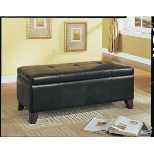 Red Barrel Studio Colyn Upholstered Storage Bench