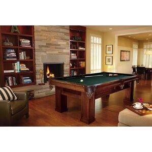 Oak Hill Billiards 8u0027 Pool Table