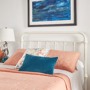 Affordable Cavaillon 5 Spindles Metal Twin Slat Headboard by Lark Manor Reviews (2019) & Buyer's Guide