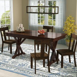 Rockton Extendable Dining Table Laurel Foundry Modern Farmhouse