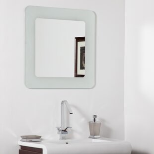 Bella Modern Wall Mirror By Decor Wonderland