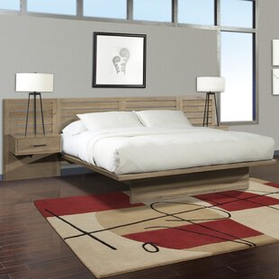 Hudson Platform Bed by Cresent Furniture