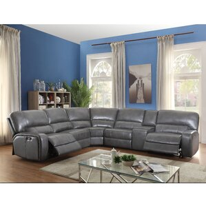 Saul Reclining Sectional by ACME Furniture