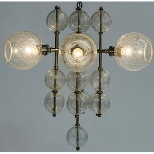 Lou 6-Light Chandelier by Noir