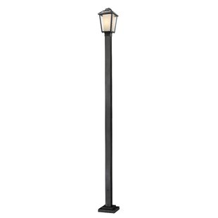 Online Reviews Crandell 1-Light 114 Post Light By Williston Forge