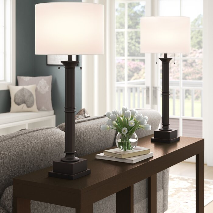 Wayfair Table Lamps >> Nolan 35 25 Table Lamp