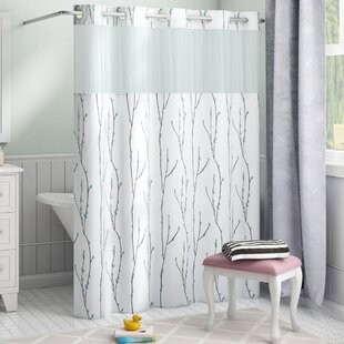 Fiore Cherry Bloom Single Shower Curtain