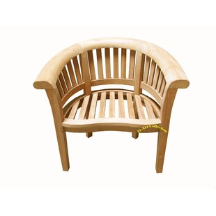 Island Teak Patio Chair