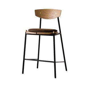 Aldo Bar Stool by Corrigan Studio