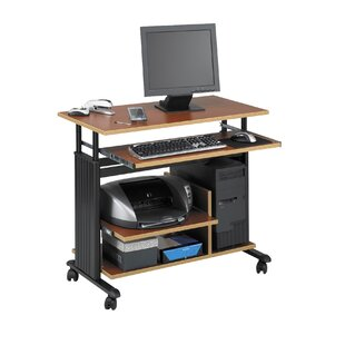 Thilebrook Computer Desk By Mercury Row
