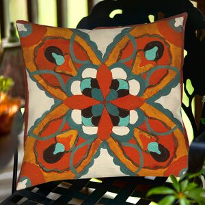 Laila I Indoor/Outdoor Throw Pillow