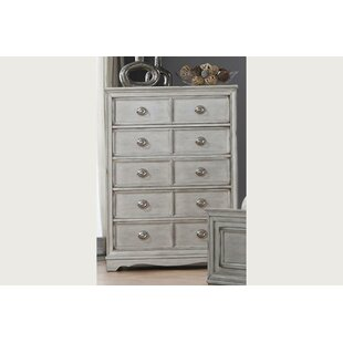 Silverview 5 Drawer Chest