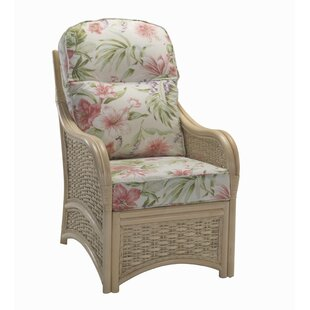 Glenhaven Armchair by Beachcrest Home