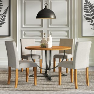 Doraville 5 Piece Dining Set by Greyleigh Today Sale Only